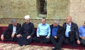 שר התיירות ערך ביקור מקצועי בעיר שפרעם