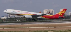 אדום עולה: שנה לכניסת חברת התעופה הסינית היינאן